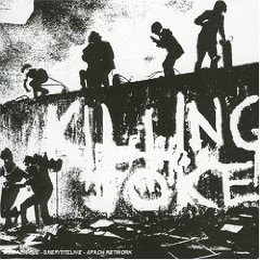 My Insipid Record Collection – Killing Joke